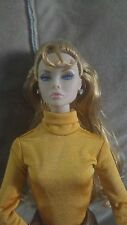 "Poppy Parker Bratter Lover 12"" Nude Doll Fashion Royalty Integrity, Long Hair"