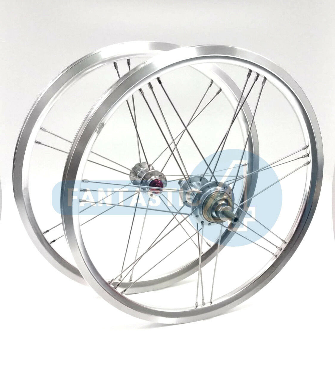 2018 ORZ G3 Aluminium Alloy 16  349 wheels set for Brompton Bicycle  3 4 Speed