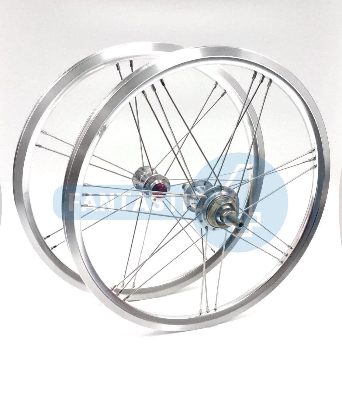 2018 ORZ in lega di tuttiuminio ruote 16 349 Set Per Brompton Bicicletta 3 4 velocità