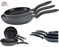 Tfal Cookware Set Nonstick Omelette Fry Saute Pan Skillet Kitchen Cooking Gray
