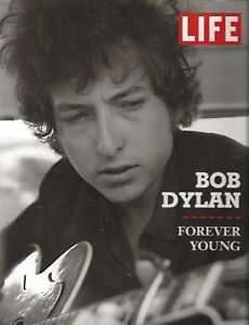 """BOB DYLAN """"FOREVER YOUNG"""" LIFE BOOKS 2012 HARDCOVER IN DUST JACKET"""