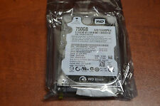 """Western Digital WD Black 750GB 2.5"""" SATA 7200RPM Hard Drive - WD7500BPKX - NEW!"""