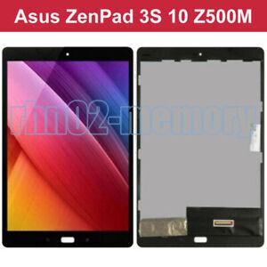 Noir-Pour-ASUS-ZenPad-3S-10-Z500M-P027-LCD-Touch-Digitizer-outils-Assembly-RHN
