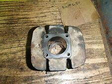 Rupp L 80 RMT 80? Mini bike Fuji motor cylinder jug/barrel I have more parts