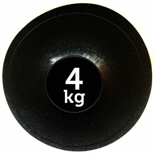 Fxr sports lot jeux de 4KG ball no bounce slam ball 4KG crossfit mma fitness force b96286