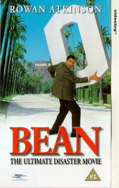 Bean - The Ultimate Disaster Movie (VHS/SUR, 2000)