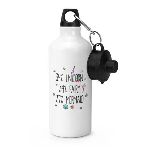 39/% Unicorn 34/% Fairy 27/% Mermaid Sports Drinks Water Bottle