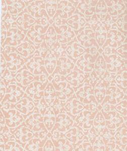 York Raised Packed Trellis Wallpaper Cream On Light Rose