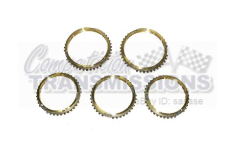 Jeep 5 Speed Synchro Ring Kit AX15 Toyota R151 R154  5 Sp Transmission NEW