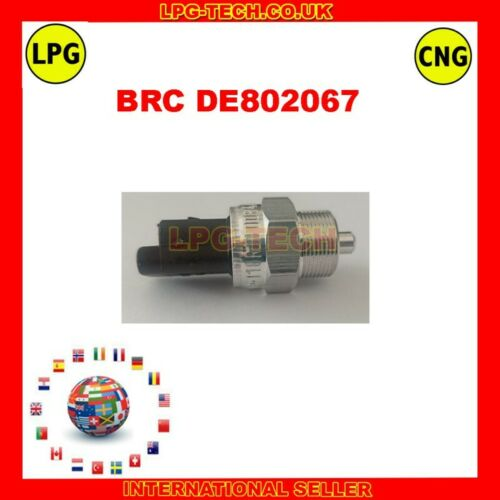 BRC DE802067 Temperature Sensor rail  LPG AUTOGAS