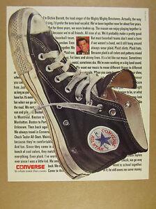527f6c9df98a 1991 Converse All-Star Chuck Taylor black hi-tops photo bosstones ...