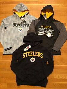 Steelers-youth-hoodies-nfl-multiple-sizes-nwt-new-s-m-l-xl-Pittsburgh
