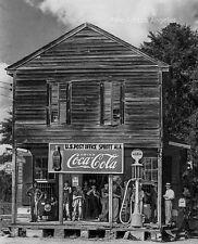 "Walker Evans Photo ""Crossroads Store, Post Office, Sprott, Alabama"" 1935-36"
