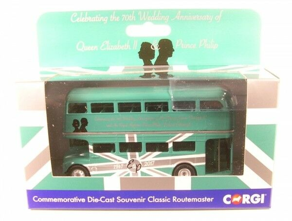Route Master 70th Anniversary of the royal wedding 2017-HM Queen Elizabeth II /&