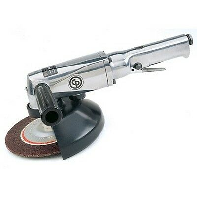 """Chicago Pneumatic 857 7"""" Dia. Wheel Air Angle Grinder Fornitura Sufficiente"""