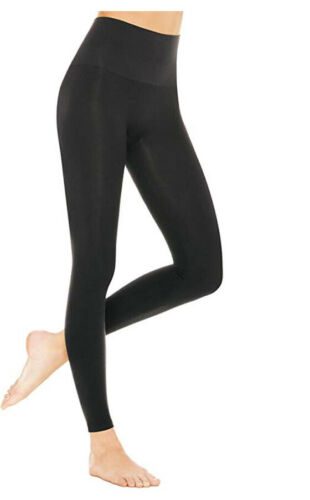 Spanx Seamless Shaping leggings Assets Red hot label