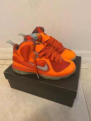 Nike Lebron 9 Big Bang size 7 Preowned