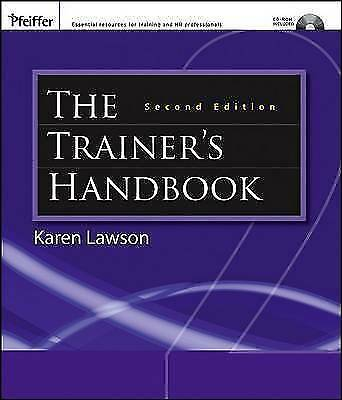 The Trainer's Handbook (Pfeiffer Essential Resources for Training and HR Profess
