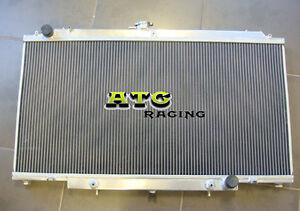 3-Rows-for-Nissan-GU-PATROL-Y61-PETROL-4-5L-Automatic-Aluminum-Alloy-Radiator