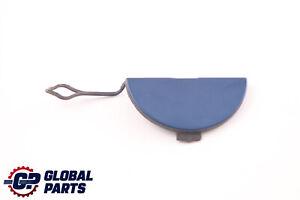 BMW-Mini-Cooper-Uno-R50-R53-Cubierta-Ojo-Remolque-Parachoques-Trasero-Indi-Azul-0029929
