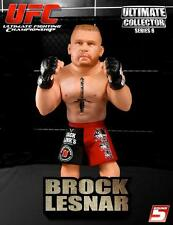 BROCK LESNAR ROUND 5 UFC ULTIMATE COLLECTORS SERIES 8 REGULAR EDITION FIGURE