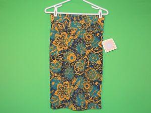 LuLaRoe-Womens-Size-XS-Extra-Small-Cassie-Geometric-Pencil-Skirt-NEW