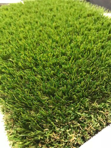 Premium Quality 40mm Monte Carlo Artificial Grass Astro Lawn Fake Turf Garden