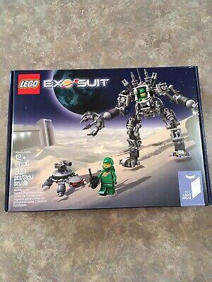 LEGO ideas  Exo Suit 21109 retired set never opened
