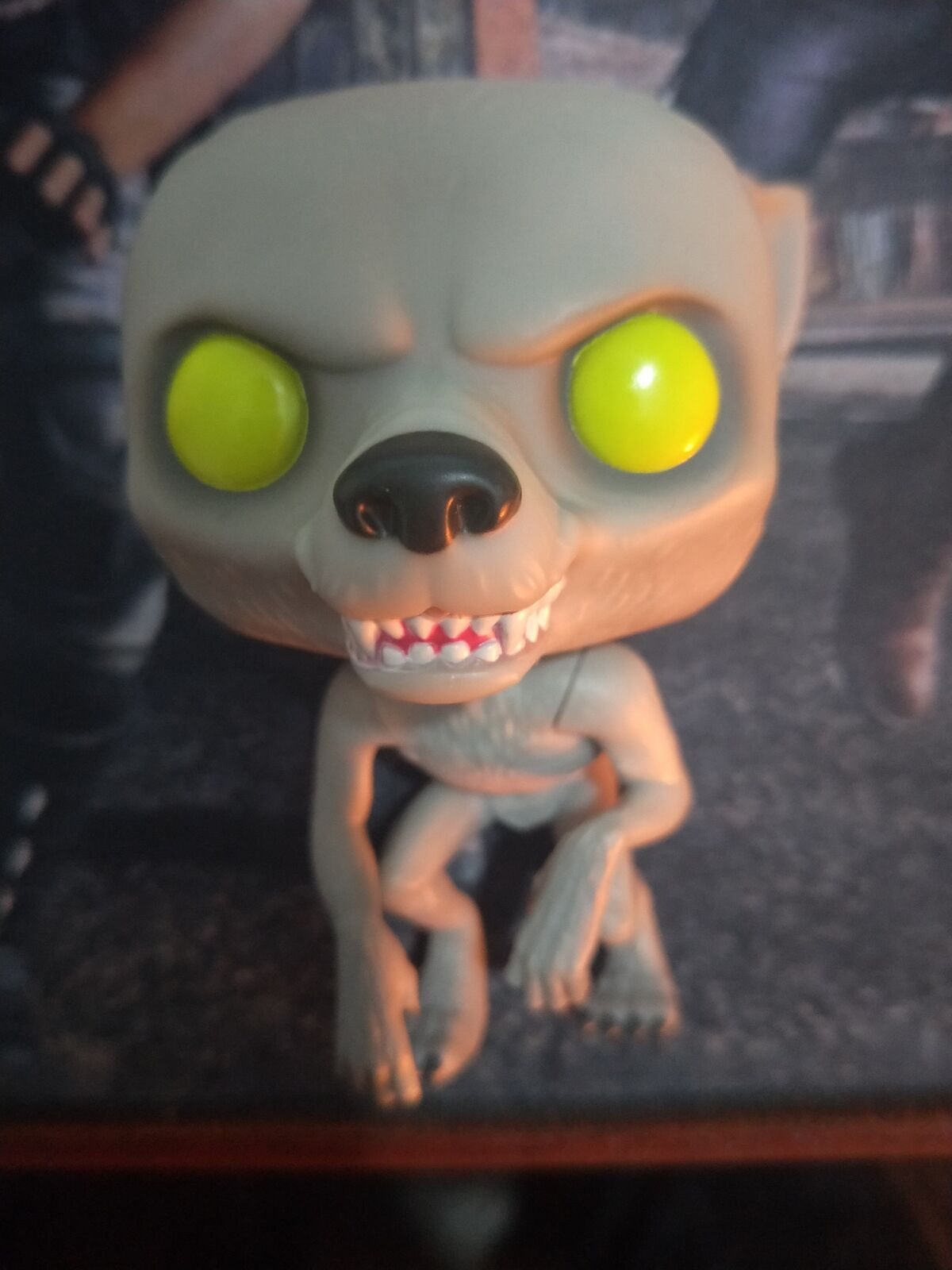 Funko Pop Harry Potter Remus Lupin as Werewolf Hot Topic