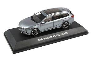 Opel-Insignia-B-sports-tourer-coche-modelo-coleccionista-auto-1-43-luz-gris-oc10926