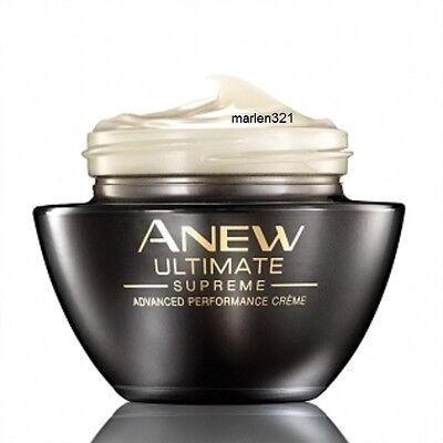 AVON (31,90/100ml)ANEW Ultimate Supreme Anti Aging Feuchtigkeitspflege Tag+Nacht