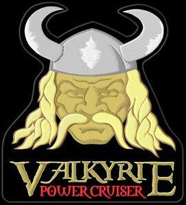 Honda-Valkyrie-Power-Cruiser-XL-NRX1800-NRX-Parche-bordado-patch