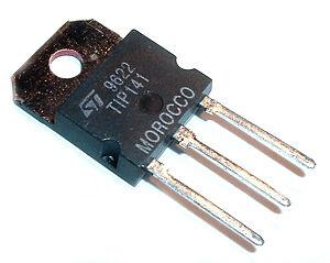 tip141 10a 10 amp 80v transistor power darlington npn 6 ebay