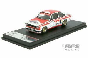 FORD-ESCORT-RS-2000-MK-II-Zakspeed-racing-Hans-Heyer-GP-Macau-1978-1-43-Trofeu