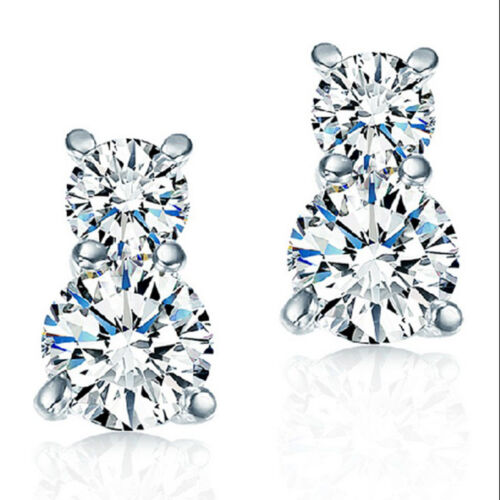 Product Jewelry 925 Sterling Silver Suit Fine Zircon Necklace And Earring