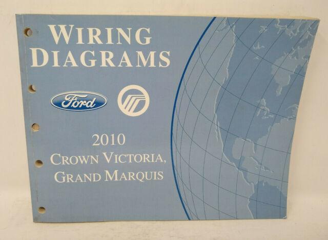 Oem 2010 Ford Crown Victoria  U0026 Mercury Grand Marquis
