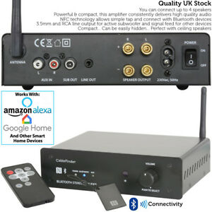 170w premium bluetooth amplifier wireless home audio loud speaker hi fi amp kit 5055538131547. Black Bedroom Furniture Sets. Home Design Ideas