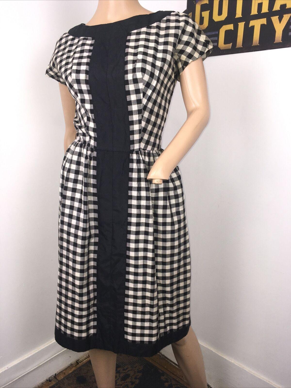 vintage suzy perette dress 1950's - image 1
