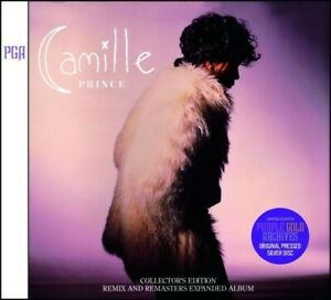 Prince-Camille-Collector-039-s-Edition-Remix-And-Remasters-Expanded-Album-2-CDs-Set