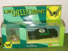 "CORGI 1/36 SCALE CC50902 THE GREEN HORNET ""BLACK BEAUTY"" CAR"
