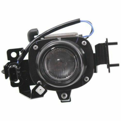 New Driver Side Fog Lamp Fits 1998-2000 Mitsubishi Montero MI2592108
