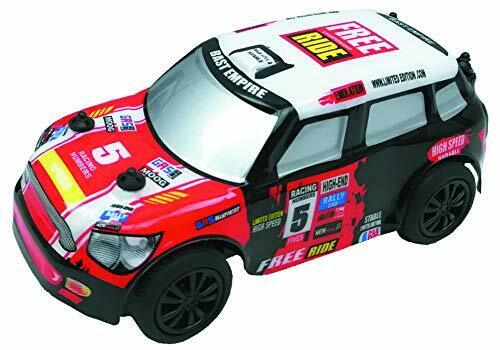 PSL 27 MHz R   C Extreme Rally Car White Electric Radio Control RC car
