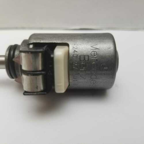 Genuine Mercedes Benz 722.6 5G Tronic Automatic Gearbox Lock Up Solenoid OEM