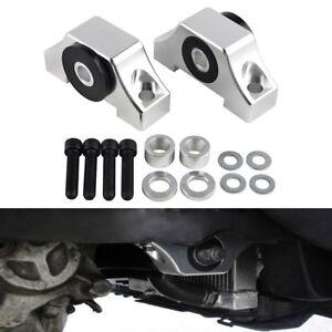 For Acura Integra 1.8L Civic 1.5L 1.6L Engine Billet Motor Torque Mount 2pcs