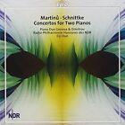 Concertos for Two Pianos Piano Duo Genova and Dimitrov 0761203980420 CD