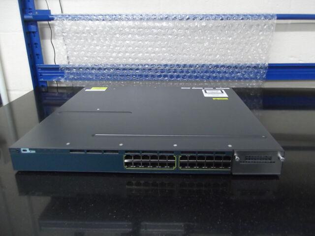 Cisco Catalyseur WS-C3560X-24T-S 24 Ports Switch Gigabit avec 2 X