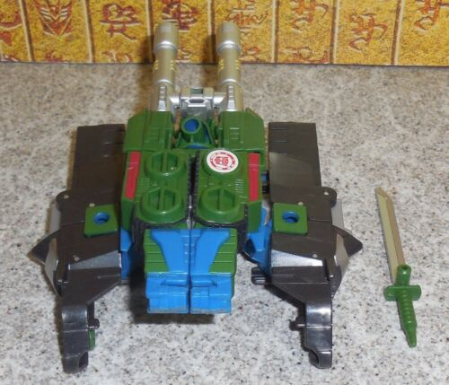 Transformers Robots in Disguise Blastwave complet RiD Warrior