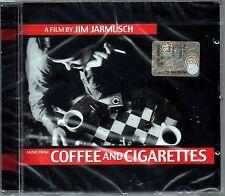 COLONNA SONORA - COFFEE AND CIGARETTES - JIM JARMUSCH - CD NUOVO SIGILLATO