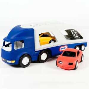 Little Tikes Gros Porte-voiture Pour Enfants Garçons Filles De 3 À 6 Ans