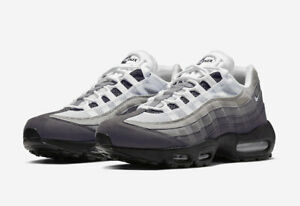 Details about Nike Air Max 95 OG Size 8 10 US Black Anthracite White Granite Dust AT2865 003